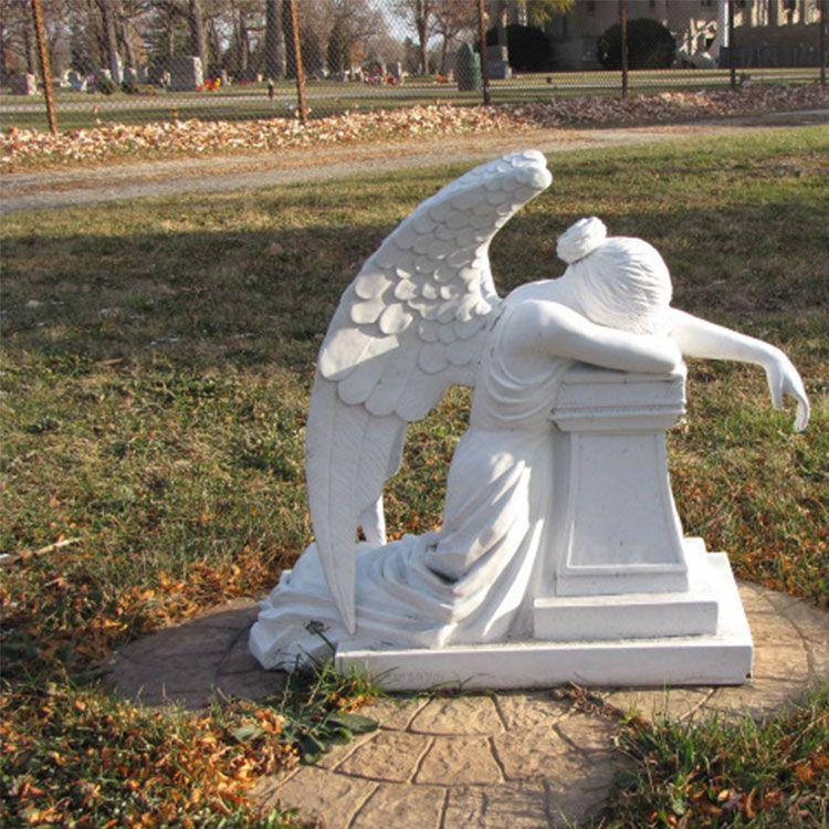 weeping angel garden statue for sale