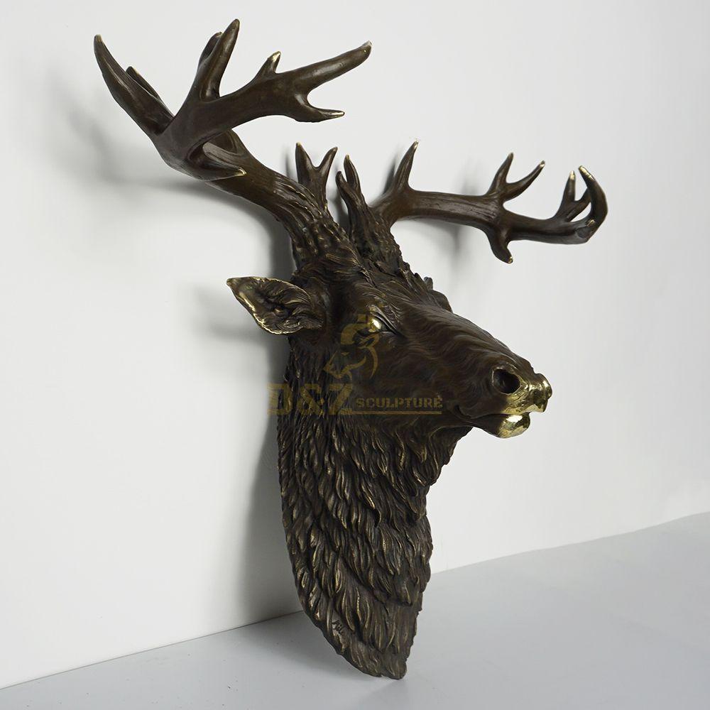 replica deer mounts for sale