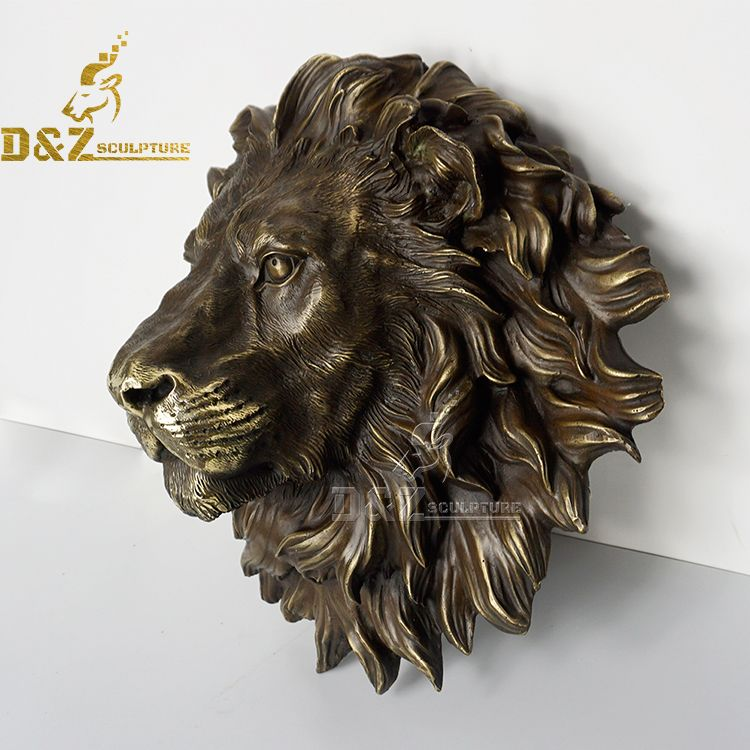lion head statue for sale