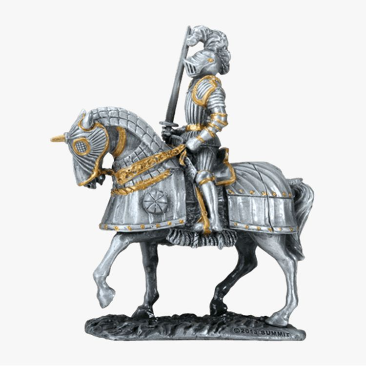 knight armor statue life size