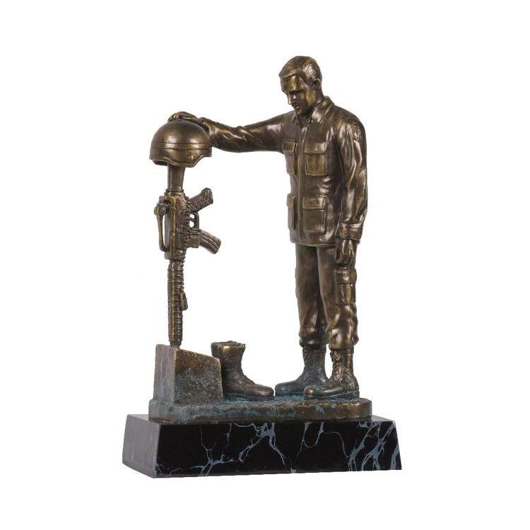 fallen soldier memorial statue for sale