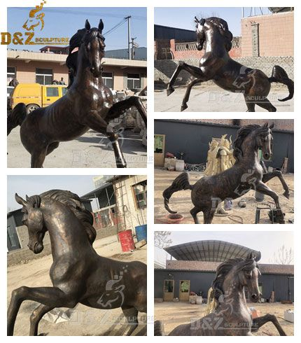 arabian horse statues for sale
