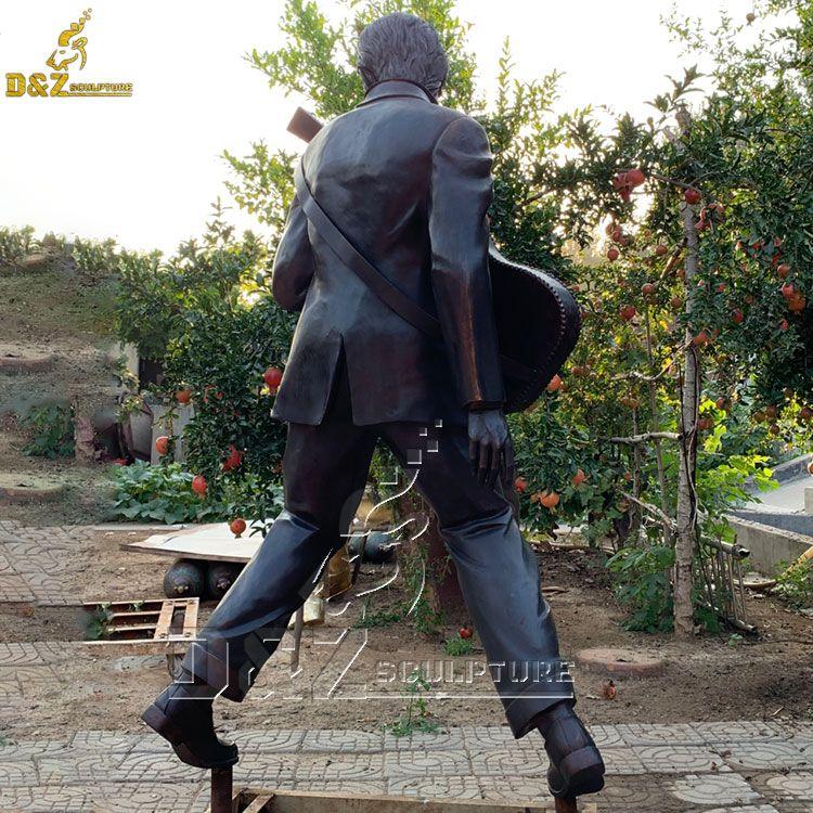 presley statue memphis