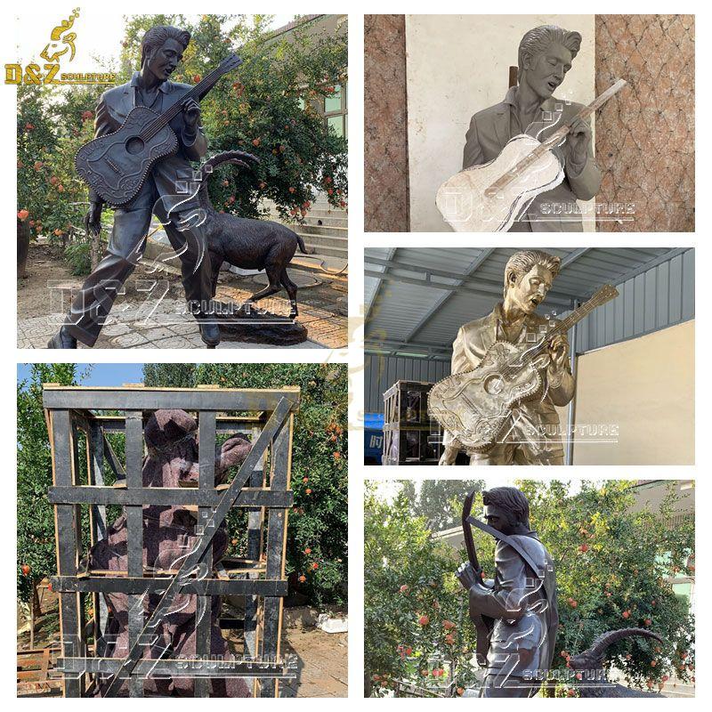 life size elvis presley statue for sale