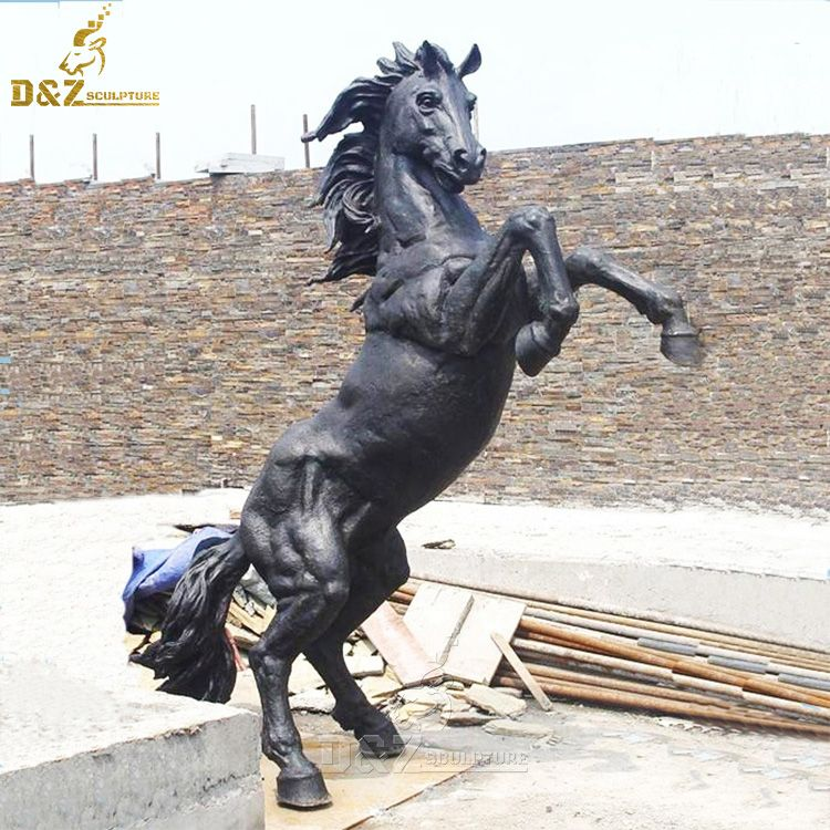 galloping horse statue for sale