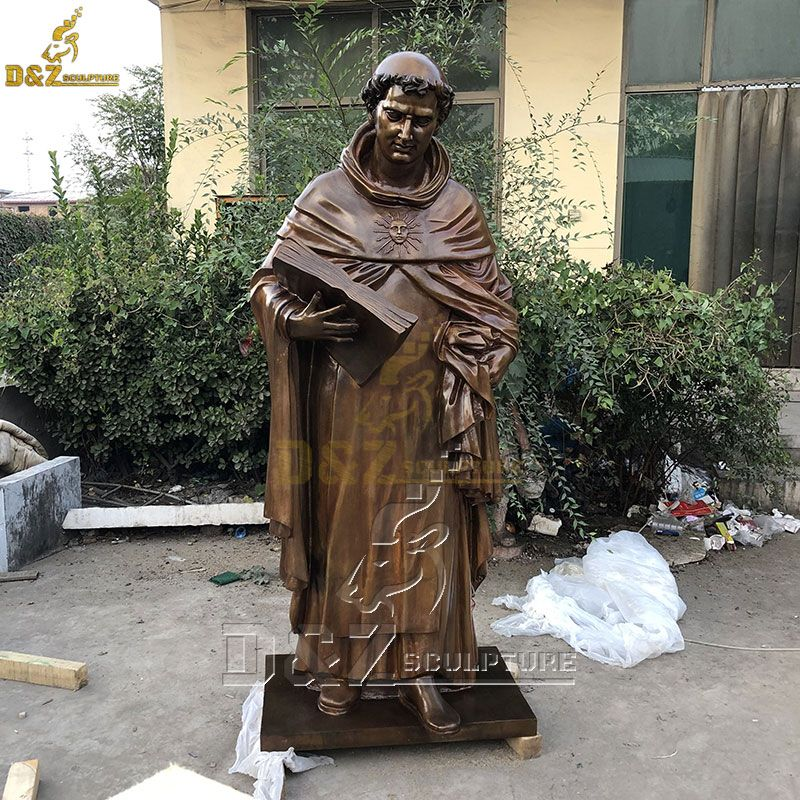 statue of st francis of assisi