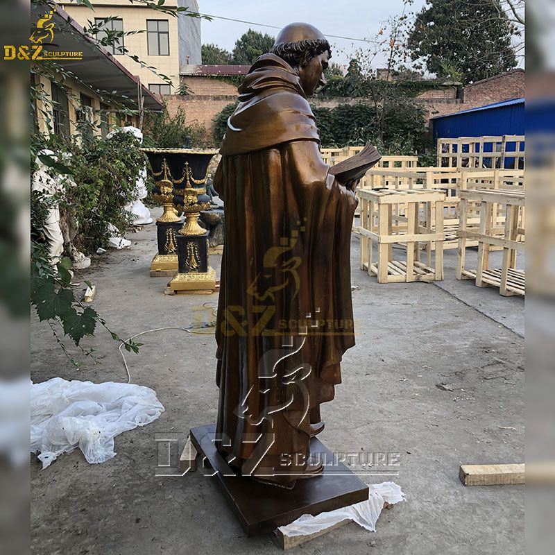 st francis outdoor statue