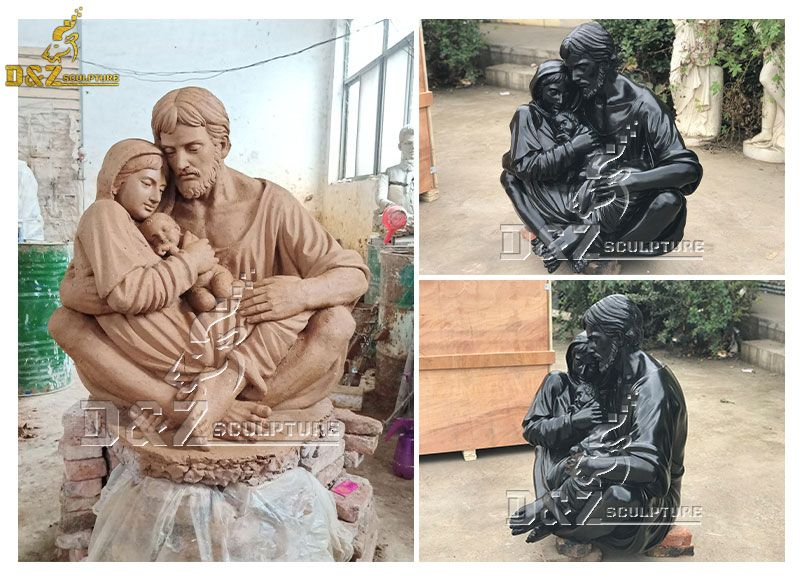 a quiet moment statue for sale