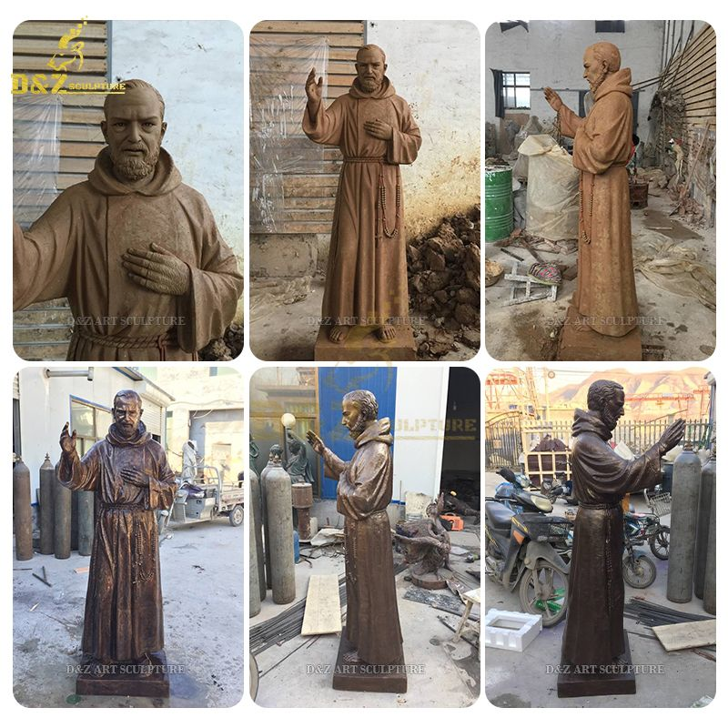 padre pio statue for sale