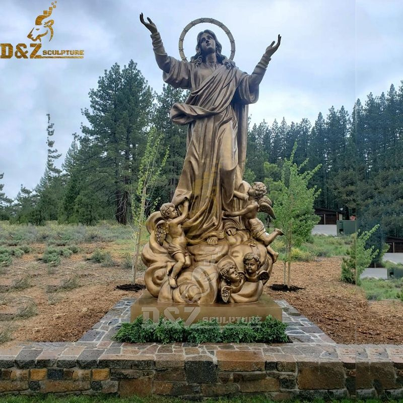 Our Lady of Assumption statue