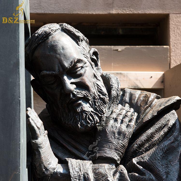 st padre pio statue