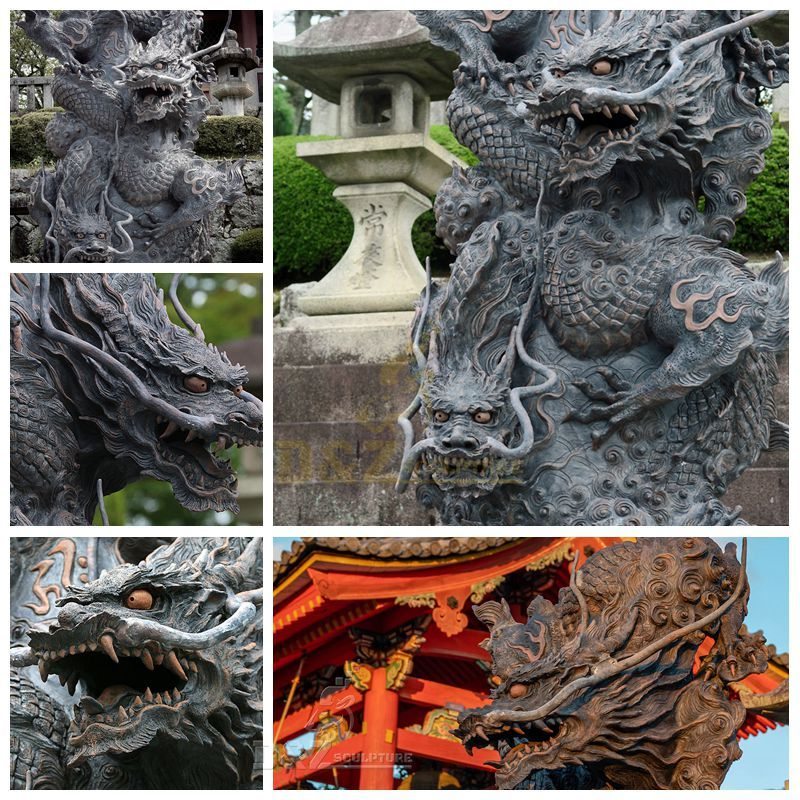 dragon statues for sale