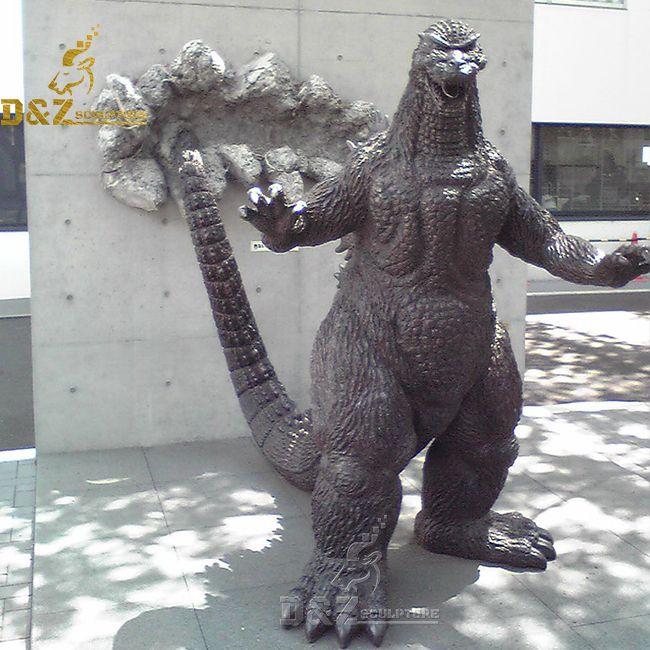 giant godzilla statue for sale