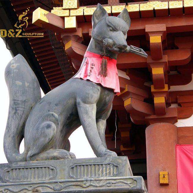 inari fox statue for sale